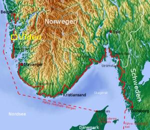 Region in Norwegen, Video
