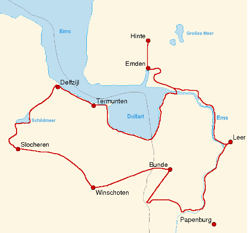 Dollard Route